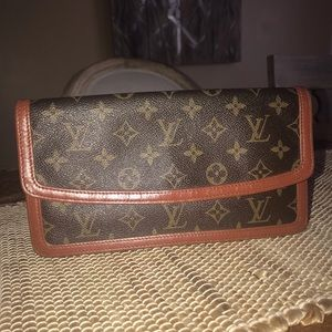 Louis Vuitton Vintage Clutch/wallet